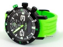Zegarek Vostok Mriya na zielonym pasku